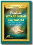 Buku Panduan Wakaf Hibah Dan Wasiat