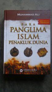 Buku Para Panglima Islam Penakluk Dunia cover