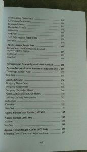 Buku Parasit Akidah Perkembangan Agama Kultur & Pengaruhnya isi 6
