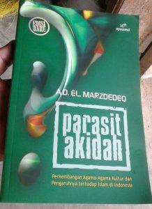 Buku Parasit Akidah Perkembangan Agama Kultur & Pengaruhnya cover 2