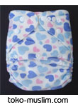 Cloth Diaper QQ Minky Micro