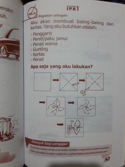 Buku Pelajaran IPA Untuk Madrasah Ibtidaiyah Isi 4