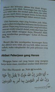 Buku Pembuka Pintu Rezeki isi 4