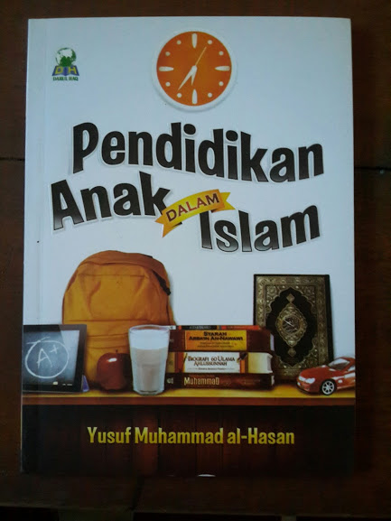 Buku Pendidikan Anak Dalam Islam Cover