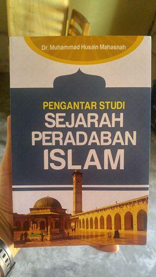Buku Pengantar Studi Sejarah Peradaban Islam cover