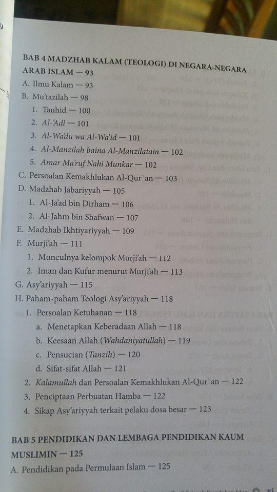 Buku Pengantar Studi Sejarah Peradaban Islam isi 2
