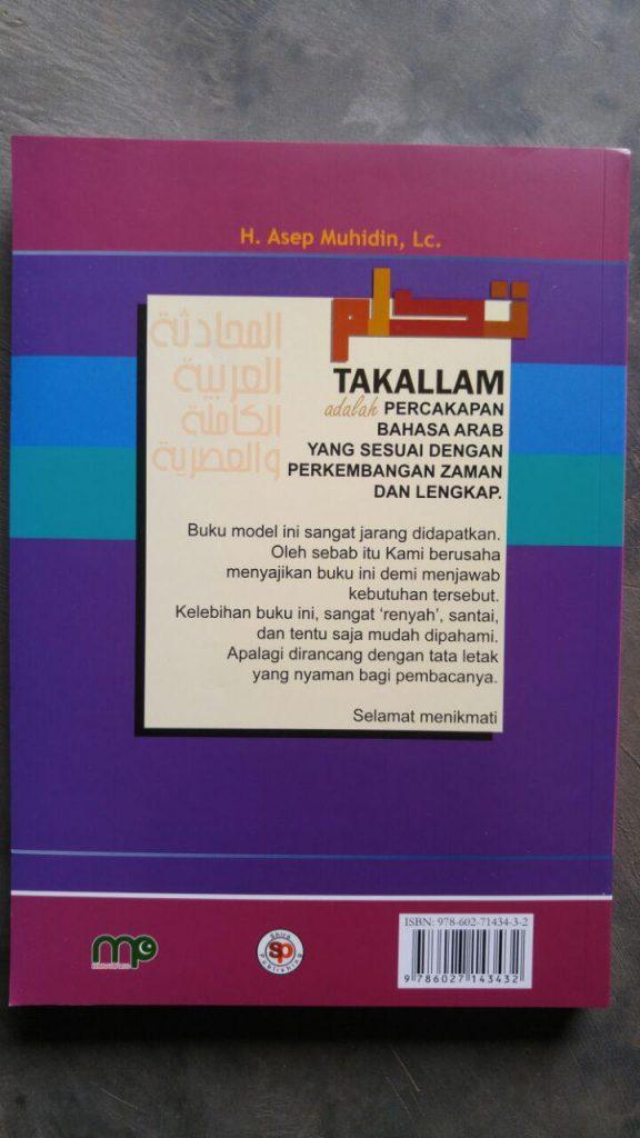 Percakapan Bahasa Arab Terlengkap Dan Modern cover 2