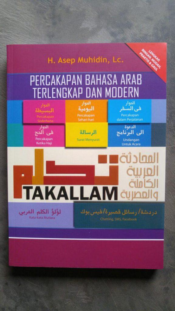 Percakapan Bahasa Arab Terlengkap Dan Modern cover