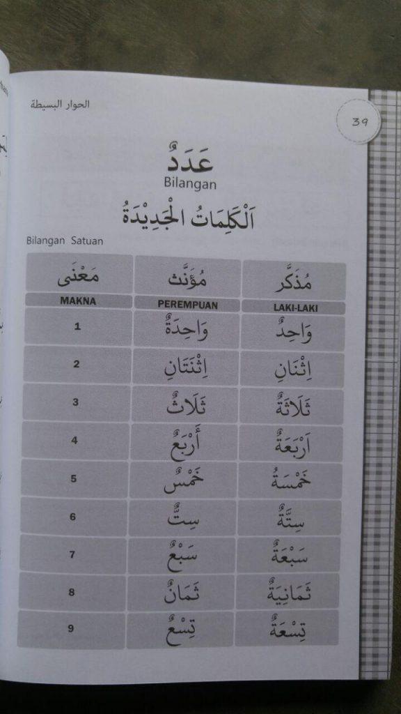 Percakapan Bahasa Arab Terlengkap Dan Modern isi 3