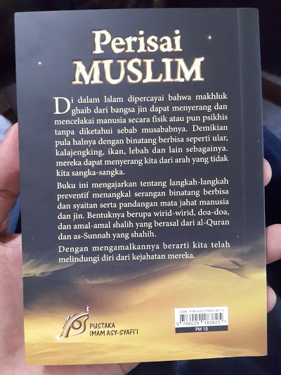 Buku Perisai Muslim Dari Syaitan Jin Bintang Kejahatan Mata Cover 2