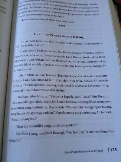 Buku Pintar Memutuskan Perkara Dari Rumah Tangga Sampai Negara Isi