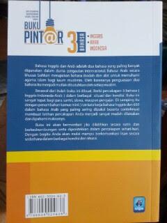 Buku Pintar Percakapan 3 Bahasa Inggris Arab Indonesia Cover 1
