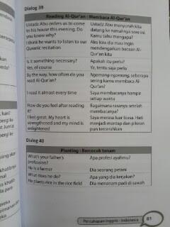 Buku Pintar Percakapan 3 Bahasa Inggris Arab Indonesia Isi 1