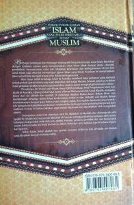 Buku Pokok Pokok Ajaran Islam Yang Wajib Diketahui Muslim cover