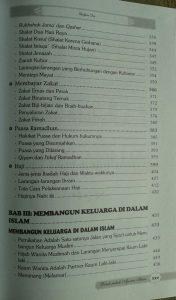 Buku Pokok Pokok Ajaran Islam Yang Wajib Diketahui Muslim isi 2