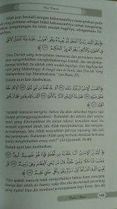 Buku Pokok Pokok Ajaran Islam Yang Wajib Diketahui Muslim isi 3