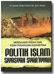 Buku Politik Islam Siyasyah Syar'iyyah