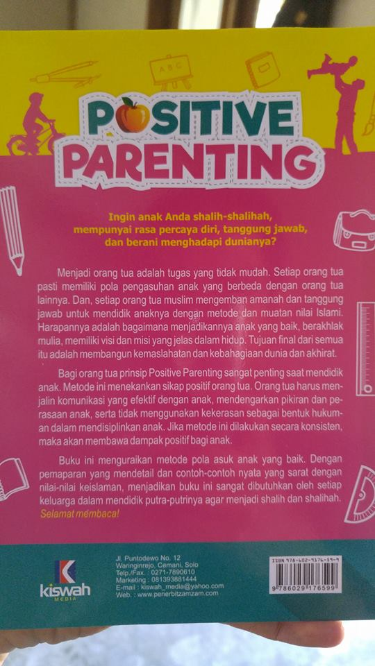 positive parenting buku cover 2