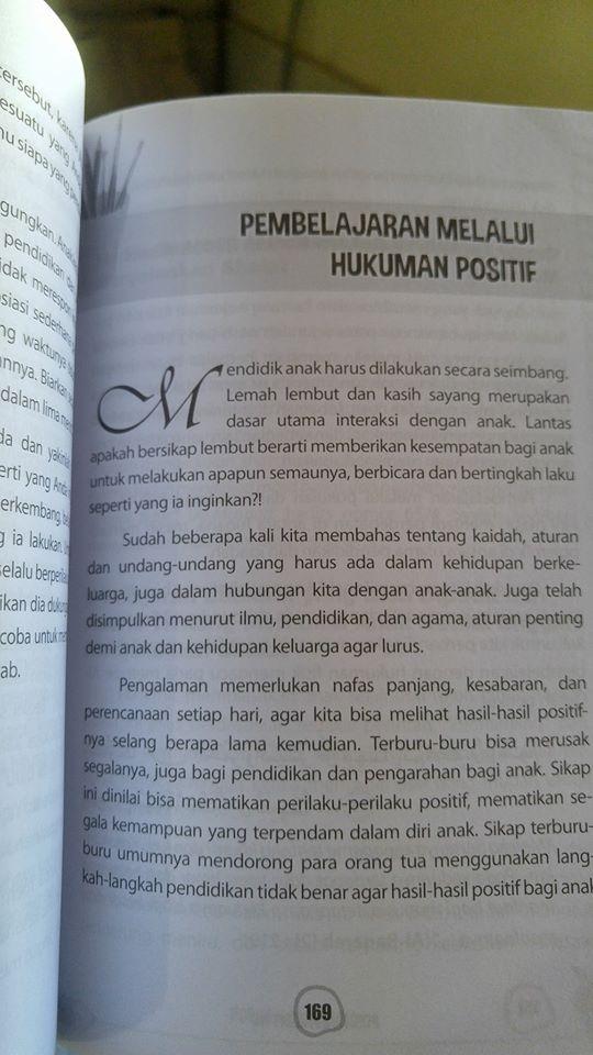 positive parenting buku isi