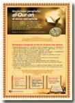 Poster Keutamaan Penghafal Al-Qur'an Di Dunia Dan Akhirat