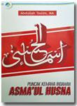 Buku Puncak Kemahaindahan Asmaul Husna