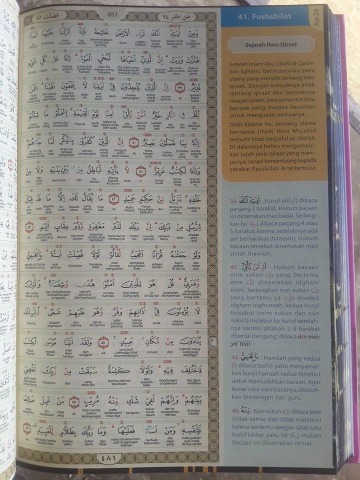 Qur'an Belajar Metode Lengkap Mempelajari Al-Qur'an Isi 2