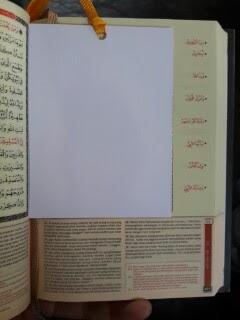 Qur'an Hafalan Dan Terjemahan Ukuran A6 Isi 2