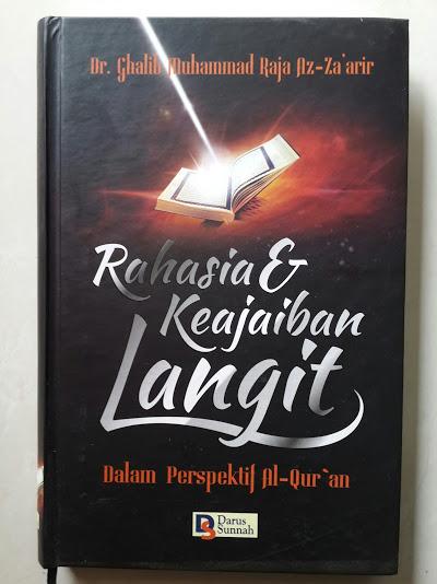 Buku Rahasia Dan Keajaiban Langit Dalam Perspektif Al-Qur'an Cover