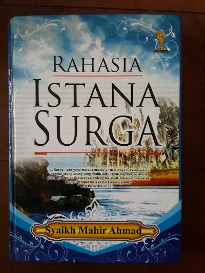 Buku Rahasia Istana Surga Cover