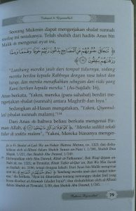Buku Qiyamul Lail Hukum Tata Cara Dan Keutamaannya isi 2