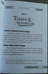 Buku Qiyamul Lail Hukum Tata Cara Dan Keutamaannya isi 3