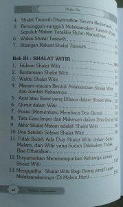 Buku Qiyamul Lail Hukum Tata Cara Dan Keutamaannya isi 5