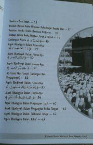 Buku Rahasia Shalat Menurut Ibnul Qayyim isi 2