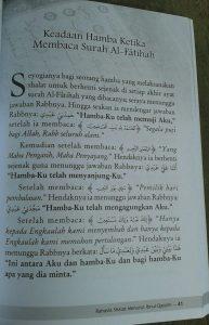 Buku Rahasia Shalat Menurut Ibnul Qayyim isi 3
