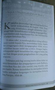 Buku Rahasia Shalat Menurut Ibnul Qayyim isi 4