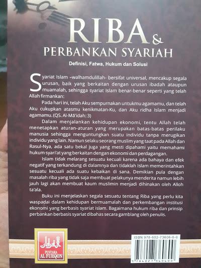 Buku Riba Dan Perbankan Syariah Definisi Fatwa Hukum Solusi Cover 2