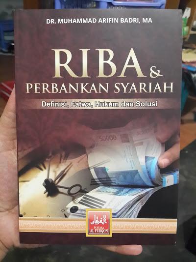 Buku Riba Dan Perbankan Syariah Definisi Fatwa Hukum Solusi Cover