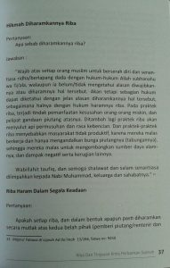 Buku Riba Dan Tinjauan Kritis Perbankan Syariah isi 3