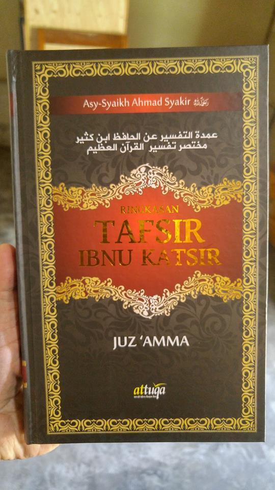 ringkasan tafsir al-quran buku cover