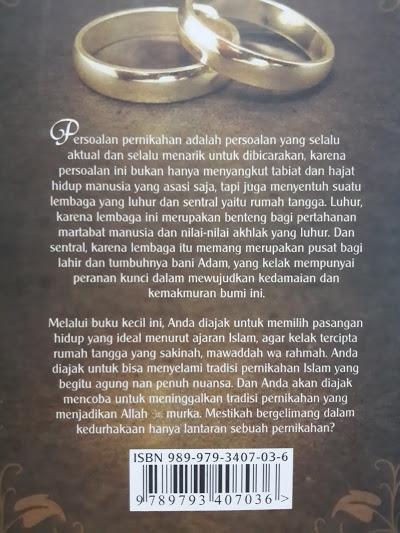 Buku Saku Risalah Nikah Cover 2