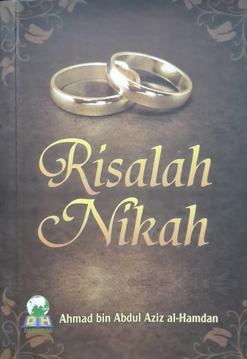 Buku Saku Risalah Nikah Cover