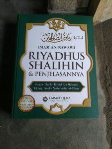 Buku Riyadhus Shalihin & Penjelasannya Edisi Lengkap cover 2
