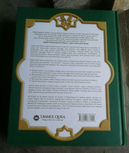 Buku Riyadhus Shalihin & Penjelasannya Edisi Lengkap cover