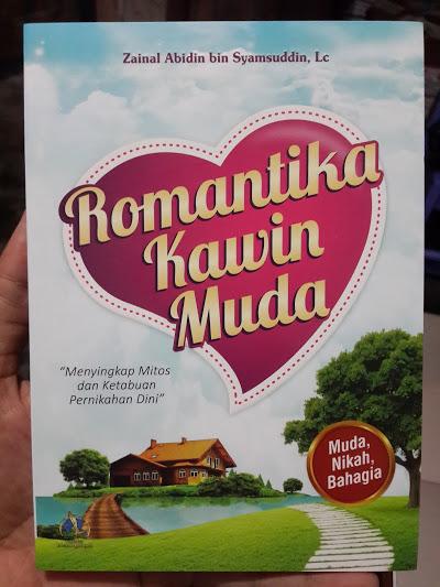Buku Romantika Kawin Muda Cover