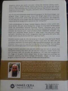 Buku Ruqyah Jin Sihir Dan Terapinya Cover 2