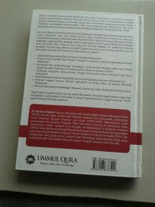 Buku Sejarah Daulah Umawiyah & Abbasiyah cover