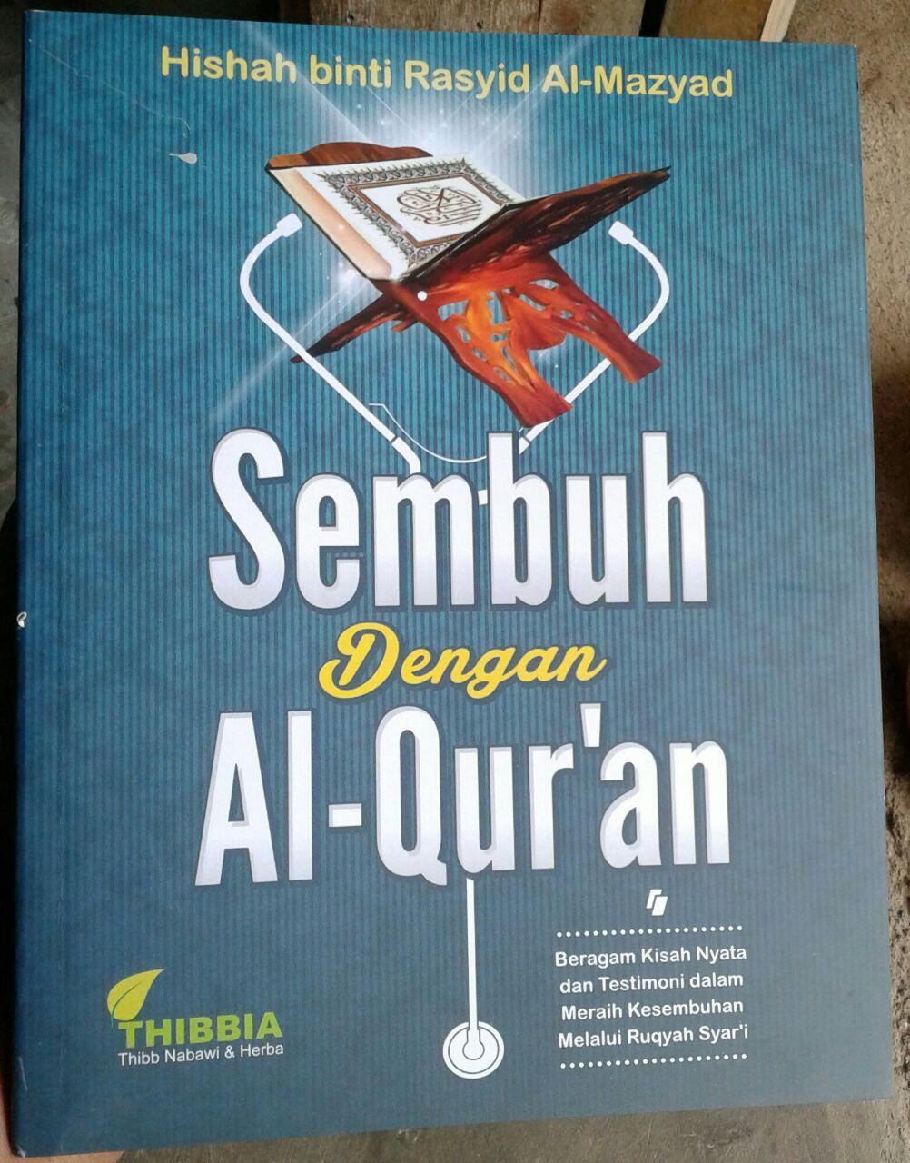 Buku Sembuh Dengan Al-Quran cover 2