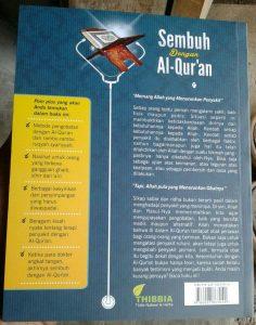 Buku Sembuh Dengan Al-Quran cover