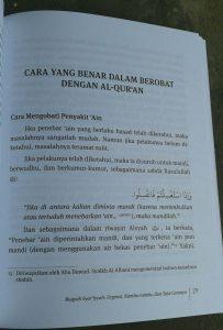 Buku Sembuh Dengan Al-Quran isi 3