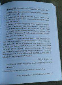Buku Sembuh Dengan Al-Quran isi 4